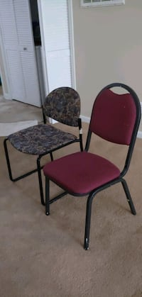 Chairs x2 Raleigh, 27606
