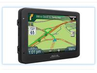 """Magellan RM 5202LM  Magellan RM 5202LM features a   Details:  5"""" (12.7 cm) colour touch screen display  Exclusive one touch user interface offers ease of use - personalize your travel experience with icons of your favourite places and searches  Highway la Toronto, M5P 2V5"""