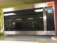 BRAND NEW Whirlpool stainless steel microwave  (over the range) Woodbridge, 22191