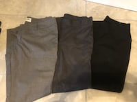 Work dressy pants most size large or 13 never worn  San Angelo, 76903