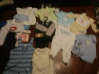 baby's assorted-color clothes lot Abbotsford, V2T 3L5