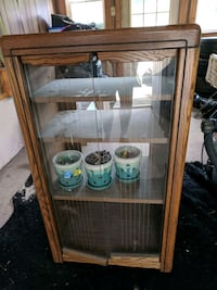 Glass Face Cabinet