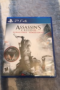 Ps4 game Laval, H7W 1J4