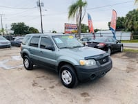 2007 Ford Escape Tampa