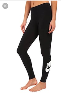 Size S Womens nike tights