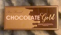 Too Faced Chocolate Gold Eyeshadow Palette  Santa Maria, 93455