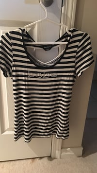 Bebe shirt. Size small Whitby