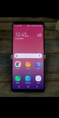 Samsung Note 9 128gb with T-Mobile never been used St. Louis