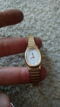 Old School Timex watch from the early mid 1900s