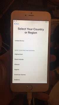 iPhone 6s Plus I already resetting it and everything and it's unlock Huntsville, 35816