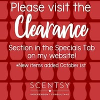 Scentsy clearance Calgary, T3K 1H4