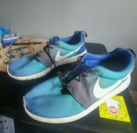 Nike Roshe Run (print faded blue) Montréal, H1V 2V1