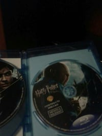 Disco cinematografico di Harry Potter Blu-Ray Bareggio, 20010