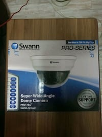 Super wide angle dome security camera 223 mi