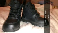 pair of black leather boots Winchester, 22601