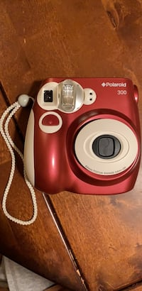 Polaroid 300 Instant Camera and Carrying Case Carson City, 89703