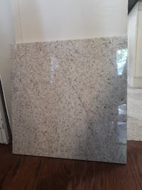 white and gray marble top table MISSISSAUGA