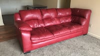Free Red couch