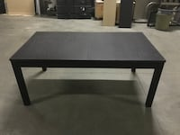 Solid Dark Oak Dining/Work Table  Port Coquitlam, V3C 6G1