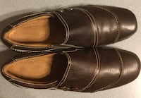 Naturalizer Brown Leather Loafers~In Excellent Condition!!! - Size 9.5