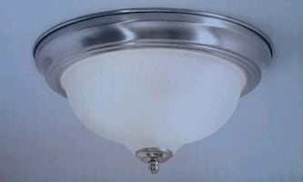 Used Light Fixture-Works As It Should