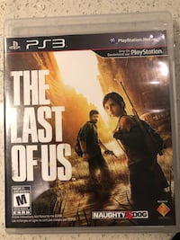 Sony PS3 The Last of Us case Montréal, H4M