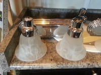 Bathroom light fixture  Cambridge