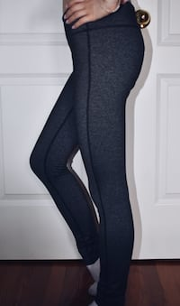 Dark Grey 'Campus Crew' Leggings Burlington, L7L 6V3