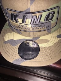 King shock snap back hat  Lake Elsinore, 92530