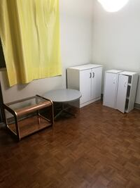 Accent table and cabinet at $20 each Mississauga, L5G 2K6