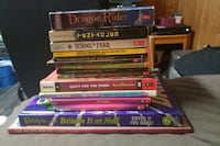 Assorted books for kids and teens Spruce Grove, T7X 2G2