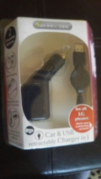 WIRELESS GEAR 4UC987 Car & USB Retractable 4 in 1 Gaithersburg, 20877