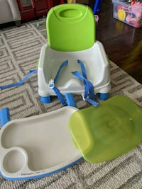 Fisher price infant travel seat