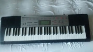 Casio keyboard everything works perfectly