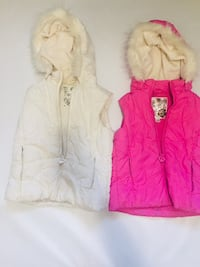 size 10 and 14 winter vest  London, N6H 0C2