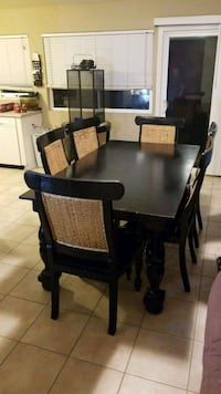 6foot by 40 inches table with 6 chairs Camarillo, 93012