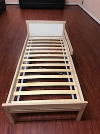 Wooden small bed with mattress  Silver Spring, 20902