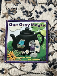 One gray mouse book new Mississauga, L5M 0Y2