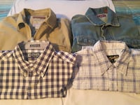 Lot of 4 Jacket Coat | Shirts | Medium