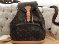 Zaino Louis Vuitton nero e marrone Firenze, 50136