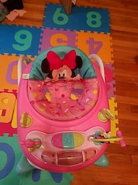 Minny mouse walker barely used  Boston, 02128