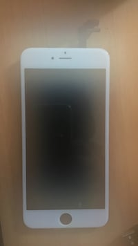 White iPhone 6 Plus replacement screen