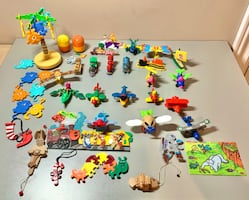 Kinder Surprise Toy Bundle #8