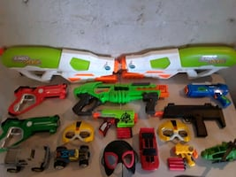 KIDS ASSORTED TOYS