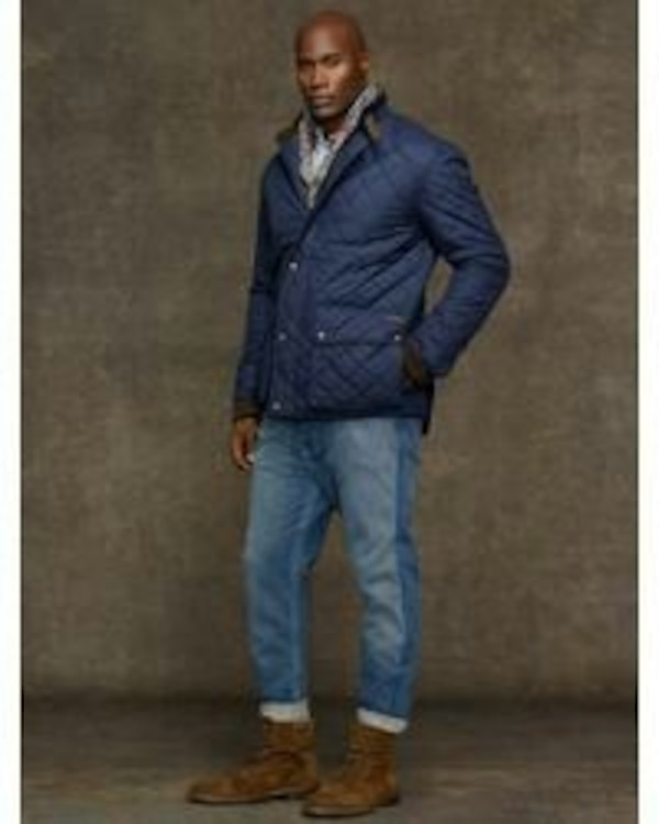 099cfed3a283 Used POLO RALPH LAUREN CADWELL MEN'S QUILTED JACKET for sale in Broken  Arrow - letgo