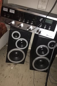 Music system  stereo