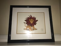 Lion king cel  Frederick, 21703