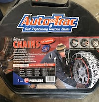 Snow Tire Chains Auto Tract