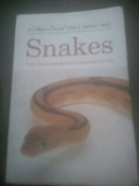 Golden guide from St.Martins press snakes Atascadero, 93422