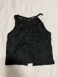 Lace Crop Top Size Small  Guelph, N1L